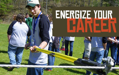 Energize Your Career