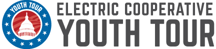Electric Cooperative Youth Tour Logo